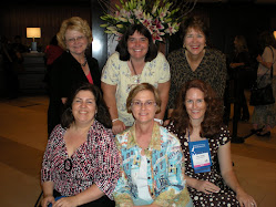 The Craftie Ladies of Suspense in San Francisco 2008