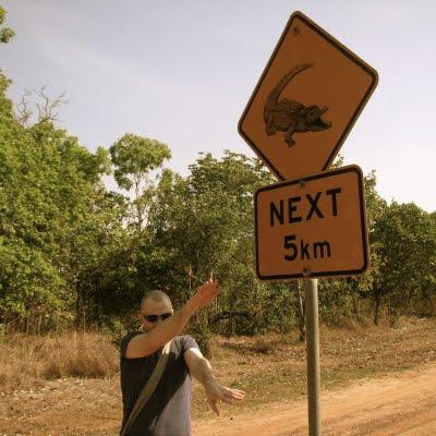 Atsargiai krokodilai