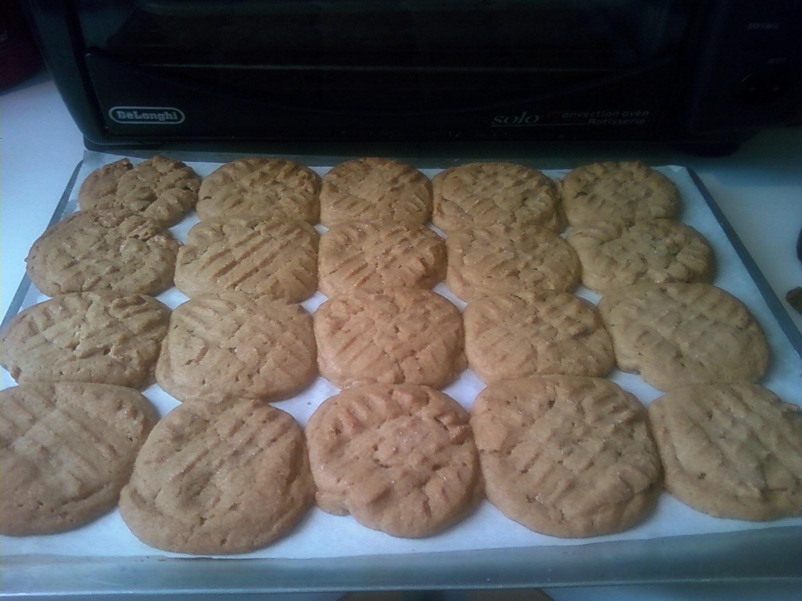 how to make peanut butter cookies without eggs and vanilla