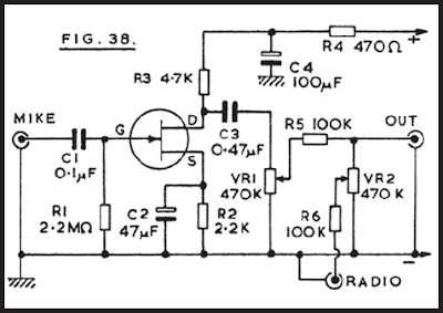 Winegard Best Outdoor Antenna together with Wideband Vhf Pre lifier moreover 2013 08 01 archive furthermore Simple Microphone Schematic further Rf Mixer Circuit Schematic. on preamplifier circuit diagram