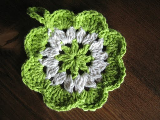Crochet Patterns: Dish Scrubbers - Free Crochet Patterns