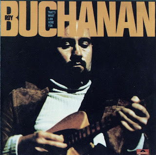 Roy Buchanan Roy+Buchanan+-+That%27s+What+I+Am+Here+For+-+Front