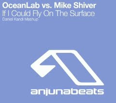 Oceanlab vs Mike Shiver-If I Could Fly On The Surface (Daniel Kandi Mashup) HD