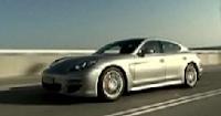 2010 Porsche Panamera Debuts At shanghai Auto Show