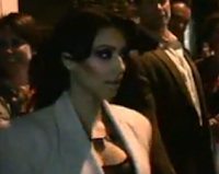 Kim Kardashian & Friends Hit STK 5/12/09