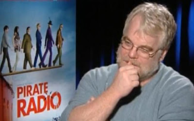 Philip Seymour Hoffman Talks Pirate Radio