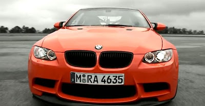 BMW M3 GTS Front