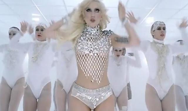 Lady Gaga-Bad Romance