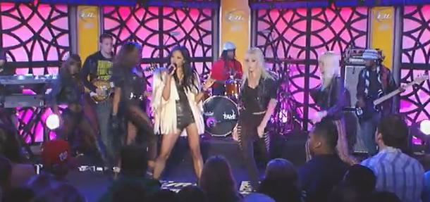 Amerie Performs Heard Em All On Jimmy Kimmel Live