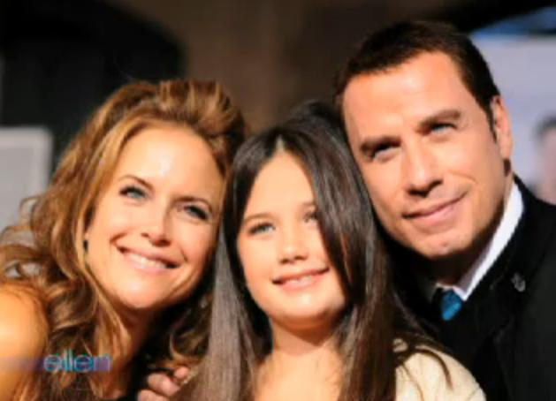 John Travolta Interview On Ellen Degeneres Show