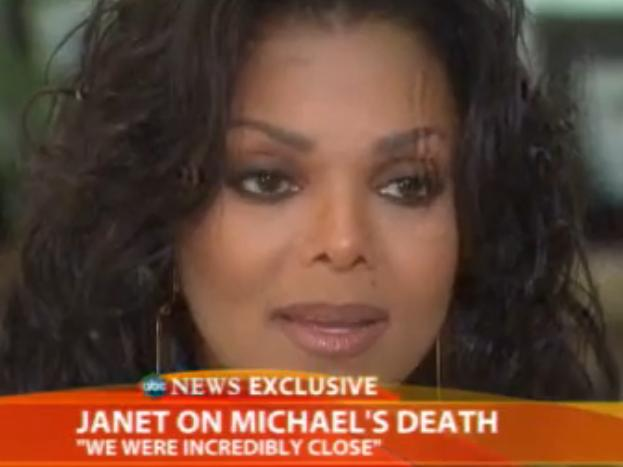 Janet Jackson Breaks Silence After Michael Jackson Death On ABC