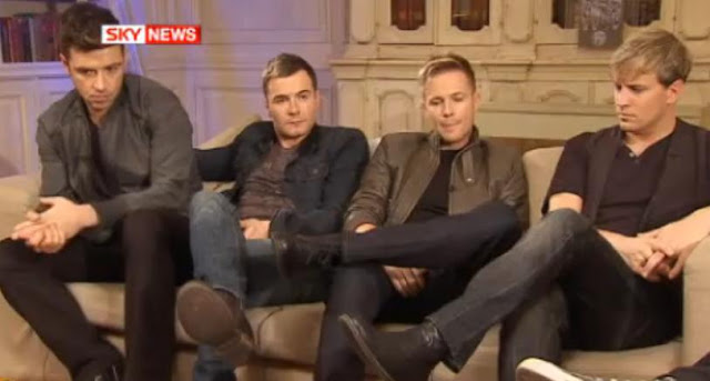 Westlife Looking Forward Despite Personal Tragedy Interview