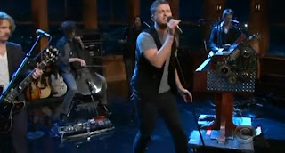 Onerepublic Performs All The Right Moves On Late Late Show W Craig Ferguson