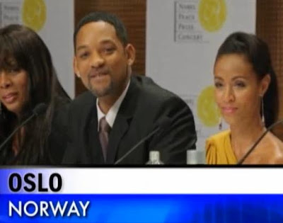 Actor Will Smith 'I Was Terrified Interviewing President Obama'