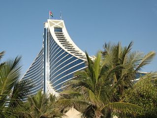 Travel and Tourism - Jumeirah Beach Hotel, 5 star