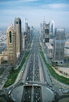 Seikh Zayed Road Dubai