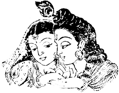 images of god krishna and radha. Radha Krishna Picture