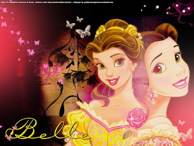 ����� ������ �� �������  � ��� Disney-Princess-Bell