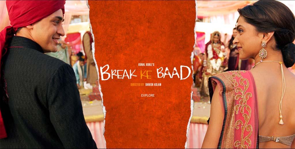 break ke baad imran khan deepika padukone movie pictures