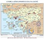 Mapa da Guiné Bissau
