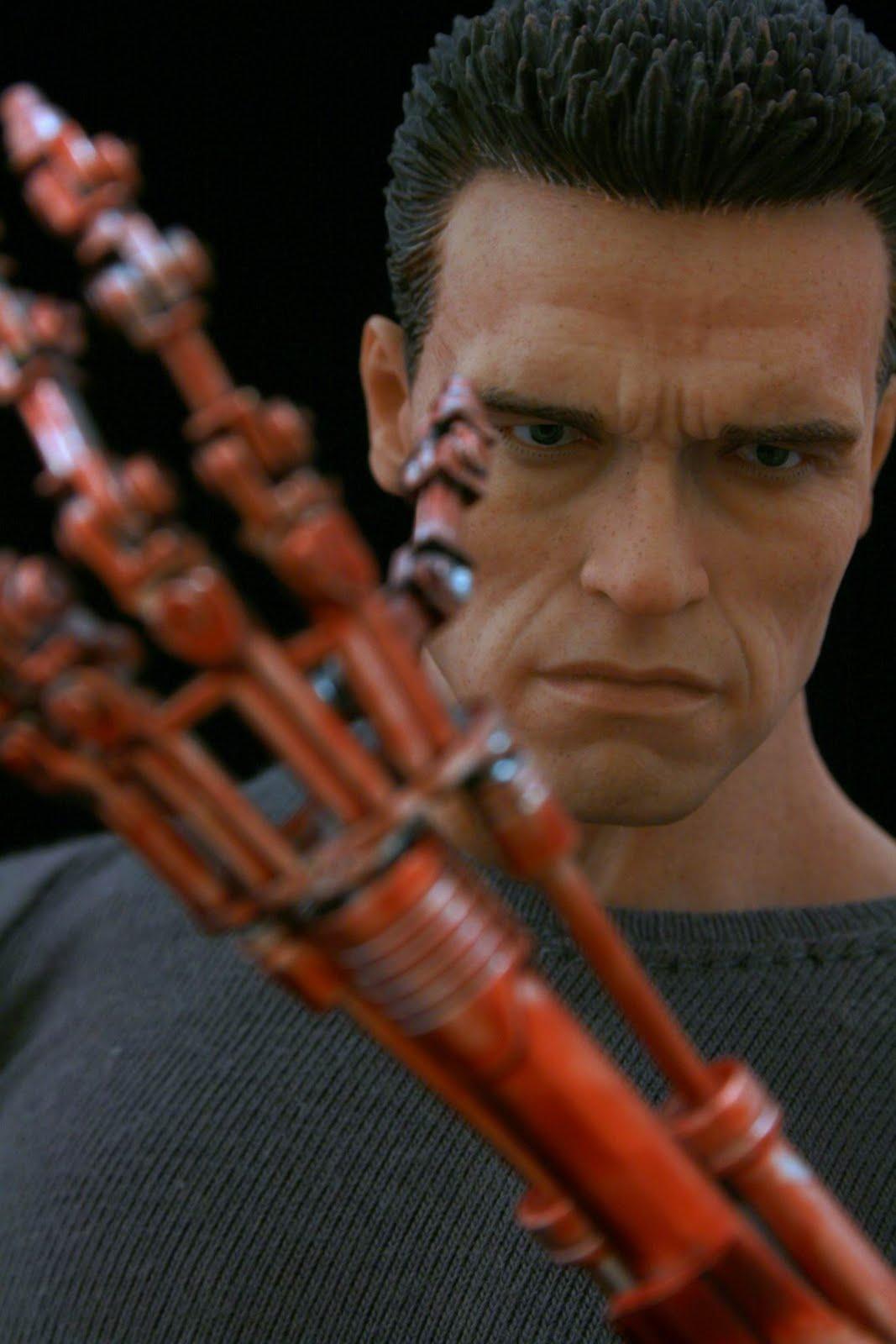 Arnold Schwarzenegger Terminator Face   2017 - 2018 Best ...