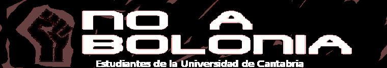 No a Bolonia Universidad Cantabria