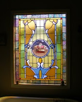 Leedra's stained glass