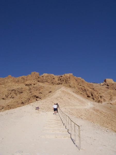 Masada: Roman Siege Ramp