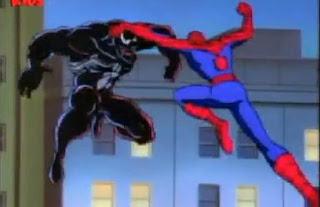 The 90 S Spiderman Vs Venom