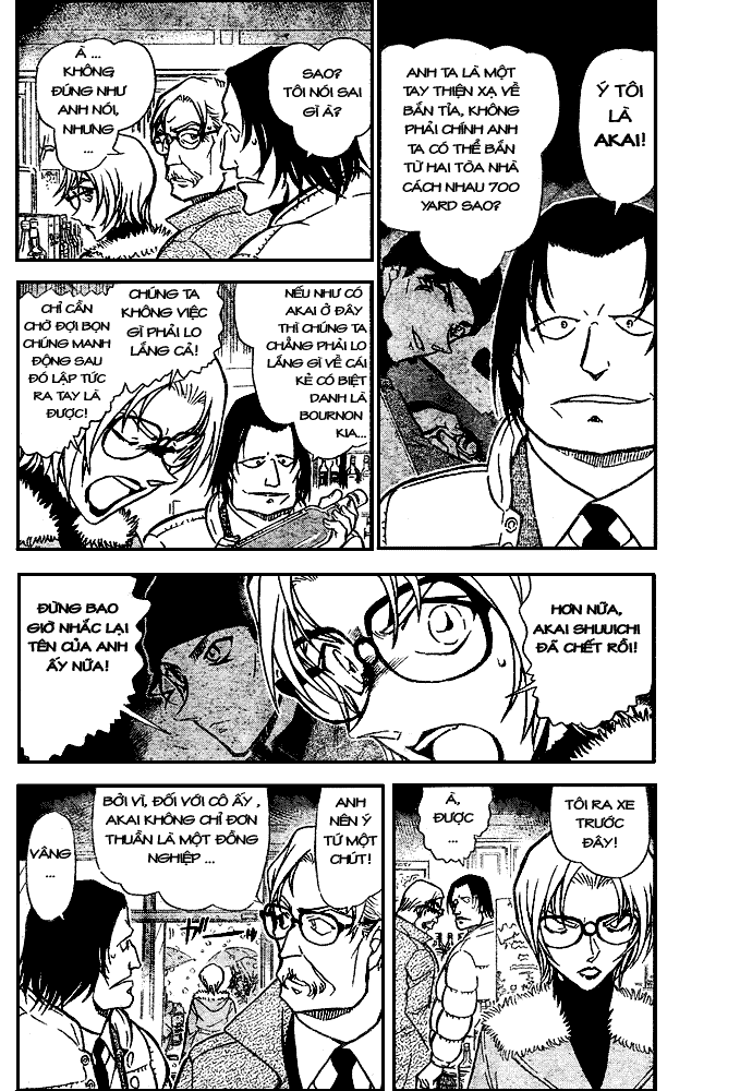Detective Conan - Thám Tử Lừng Danh Conan chap 677 page 5 - IZTruyenTranh.com