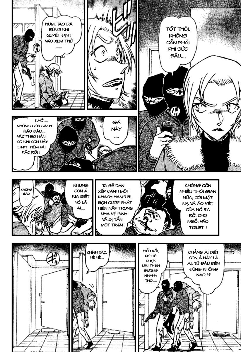 Detective Conan - Thám Tử Lừng Danh Conan chap 678 page 9 - IZTruyenTranh.com