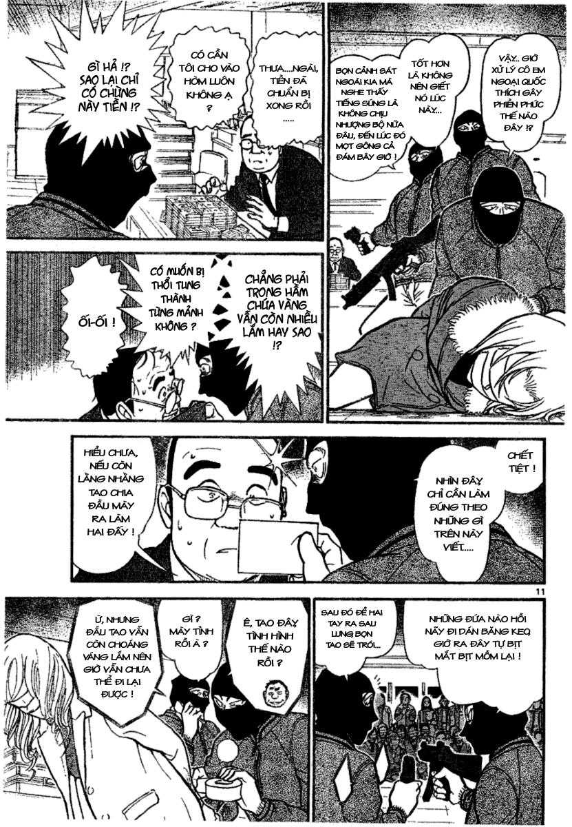 Detective Conan - Thám Tử Lừng Danh Conan chap 678 page 12 - IZTruyenTranh.com
