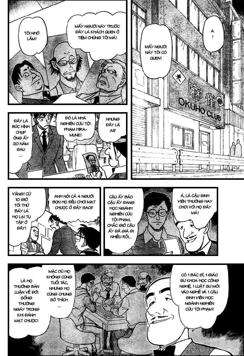 Detective Conan - Thám Tử Lừng Danh Conan chap 672 page 7 - IZTruyenTranh.com