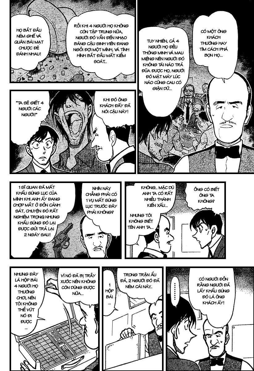 Detective Conan - Thám Tử Lừng Danh Conan chap 672 page 9 - IZTruyenTranh.com