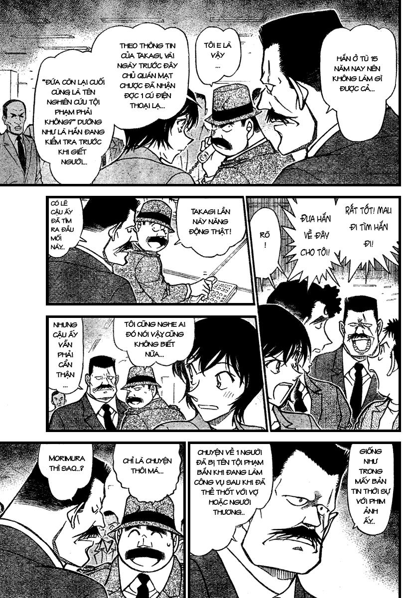 Detective Conan - Thám Tử Lừng Danh Conan chap 672 page 12 - IZTruyenTranh.com