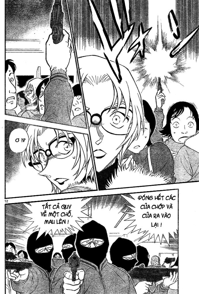 Detective Conan - Thám Tử Lừng Danh Conan chap 677 page 13 - IZTruyenTranh.com