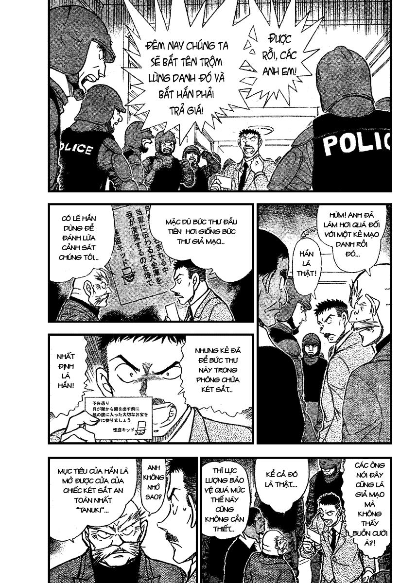 Detective Conan - Thám Tử Lừng Danh Conan chap 675 page 4 - IZTruyenTranh.com