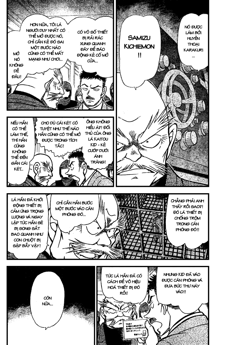 Detective Conan - Thám Tử Lừng Danh Conan chap 675 page 5 - IZTruyenTranh.com