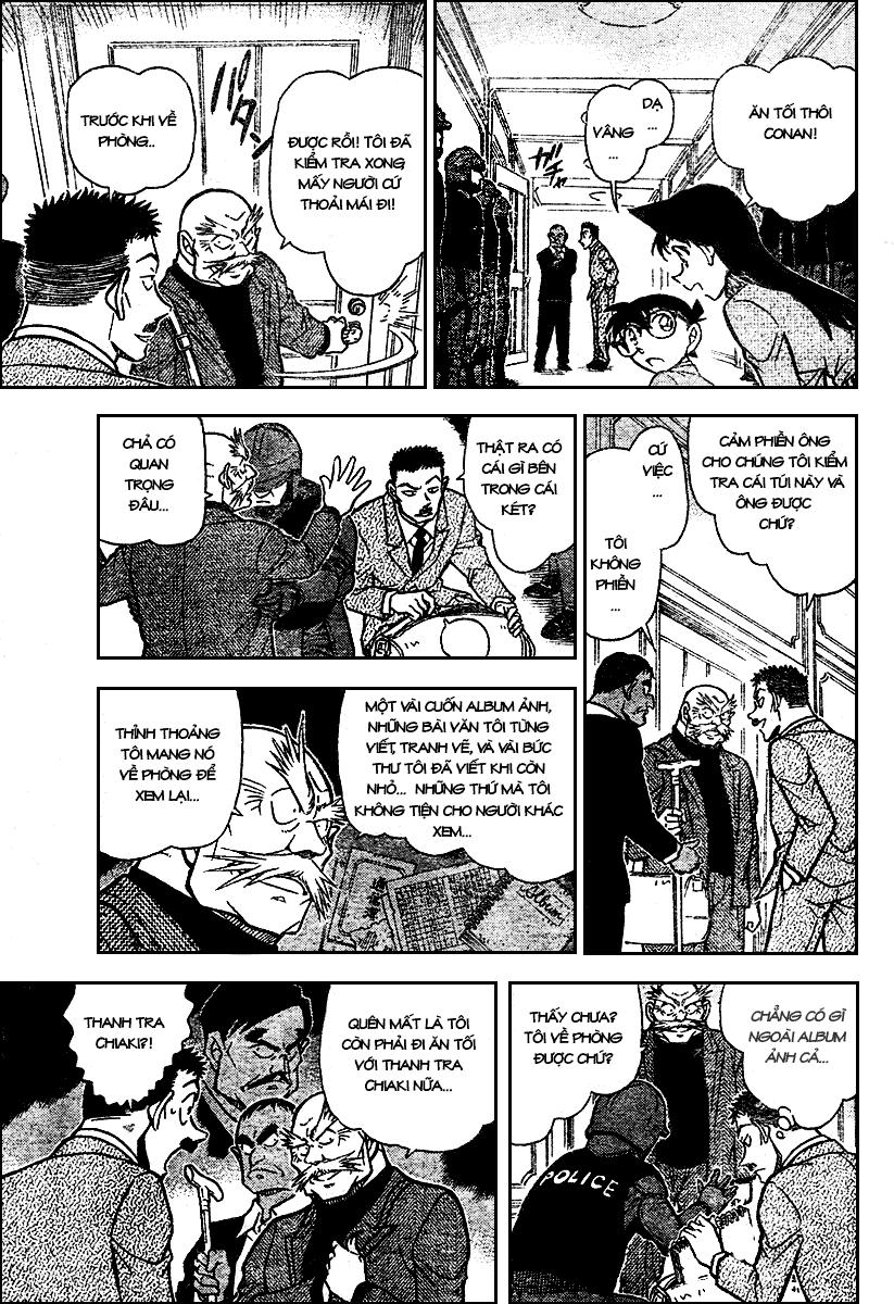 Detective Conan - Thám Tử Lừng Danh Conan chap 675 page 16 - IZTruyenTranh.com
