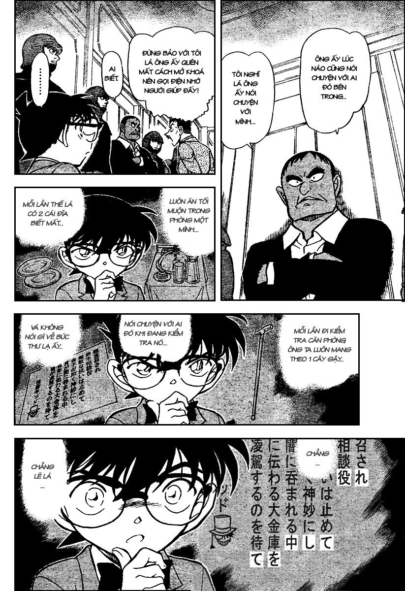Detective Conan - Thám Tử Lừng Danh Conan chap 675 page 15 - IZTruyenTranh.com