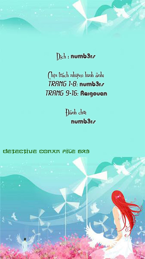 Detective Conan - Thám Tử Lừng Danh Conan chap 673 page 1 - IZTruyenTranh.com