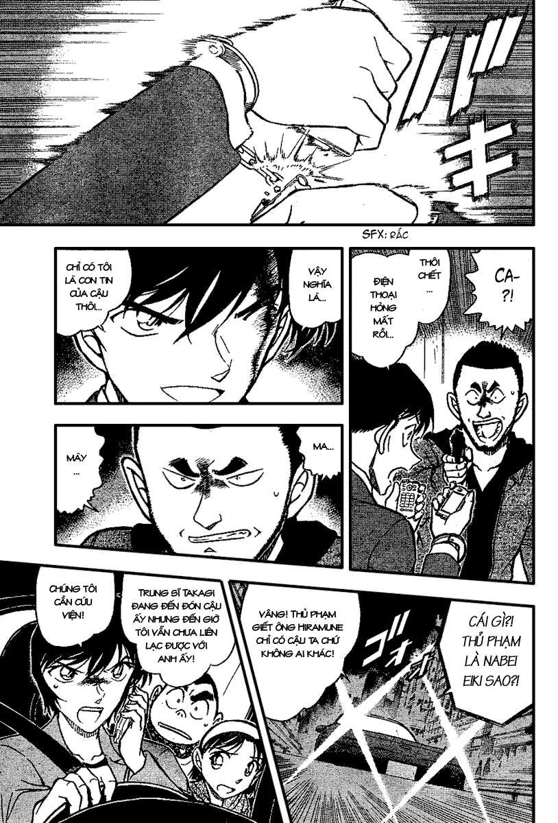 Detective Conan - Thám Tử Lừng Danh Conan chap 673 page 10 - IZTruyenTranh.com