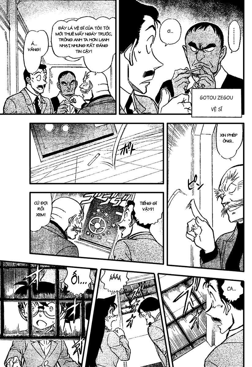 Detective Conan - Thám Tử Lừng Danh Conan chap 674 page 12 - IZTruyenTranh.com