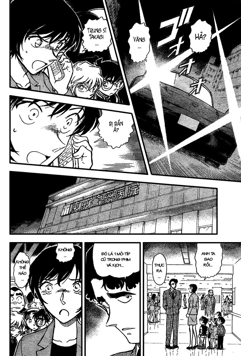 Detective Conan - Thám Tử Lừng Danh Conan chap 673 page 13 - IZTruyenTranh.com