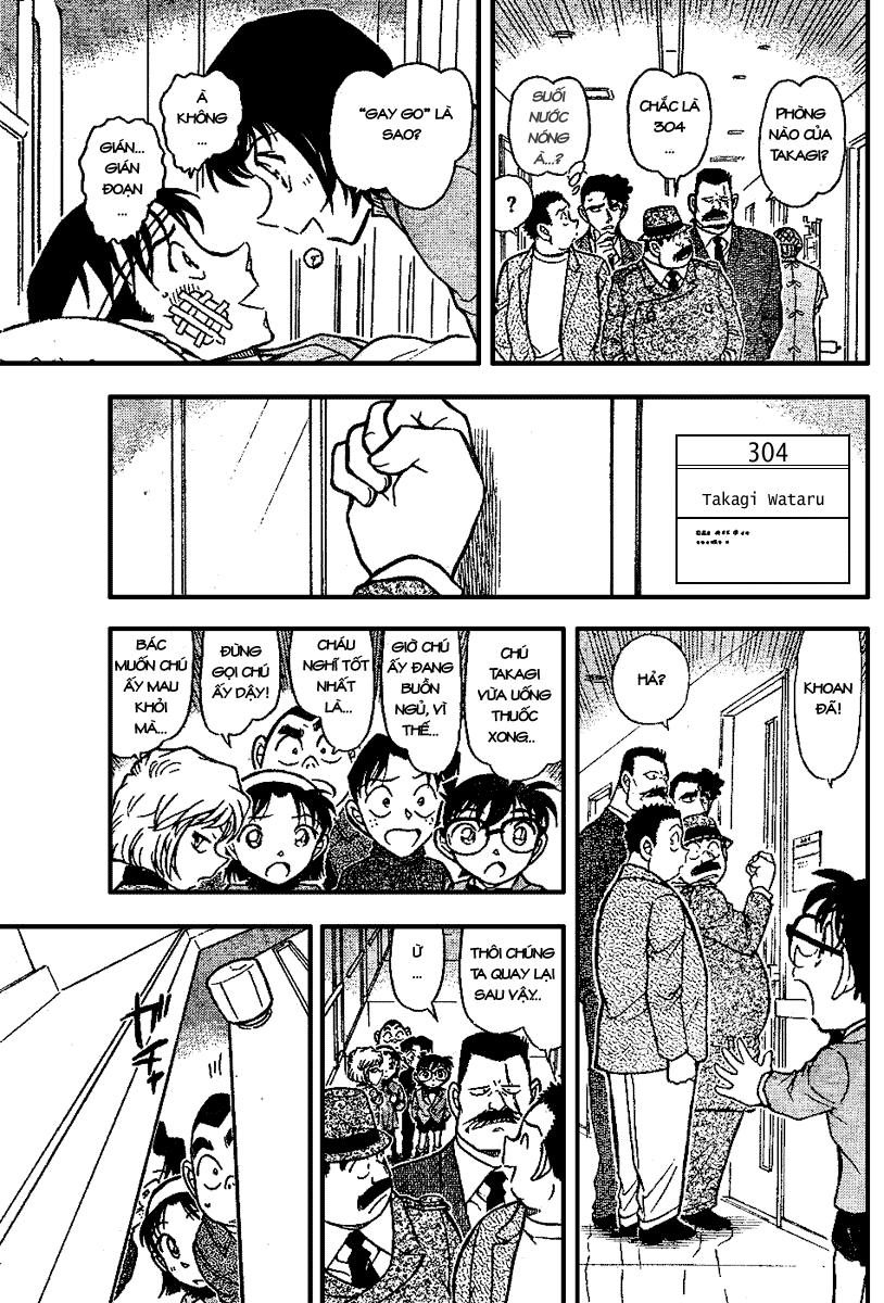 Detective Conan - Thám Tử Lừng Danh Conan chap 673 page 16 - IZTruyenTranh.com