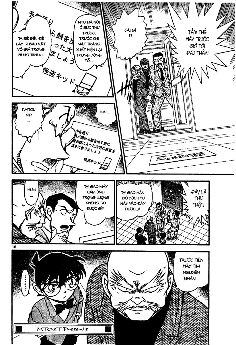 Detective Conan - Thám Tử Lừng Danh Conan chap 674 page 17 - IZTruyenTranh.com