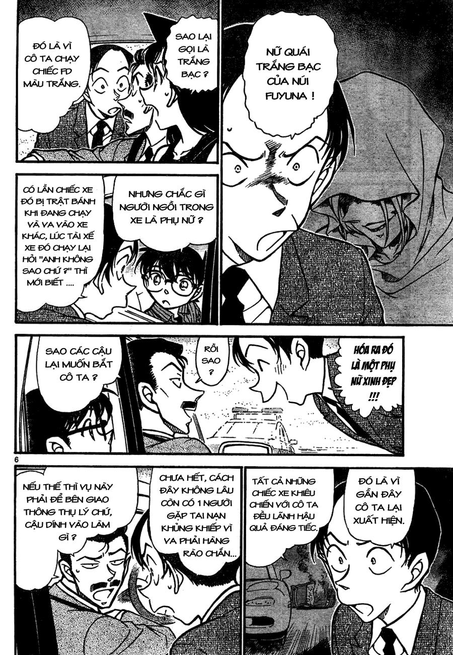 Detective Conan - Thám Tử Lừng Danh Conan chap 661 page 6 - IZTruyenTranh.com