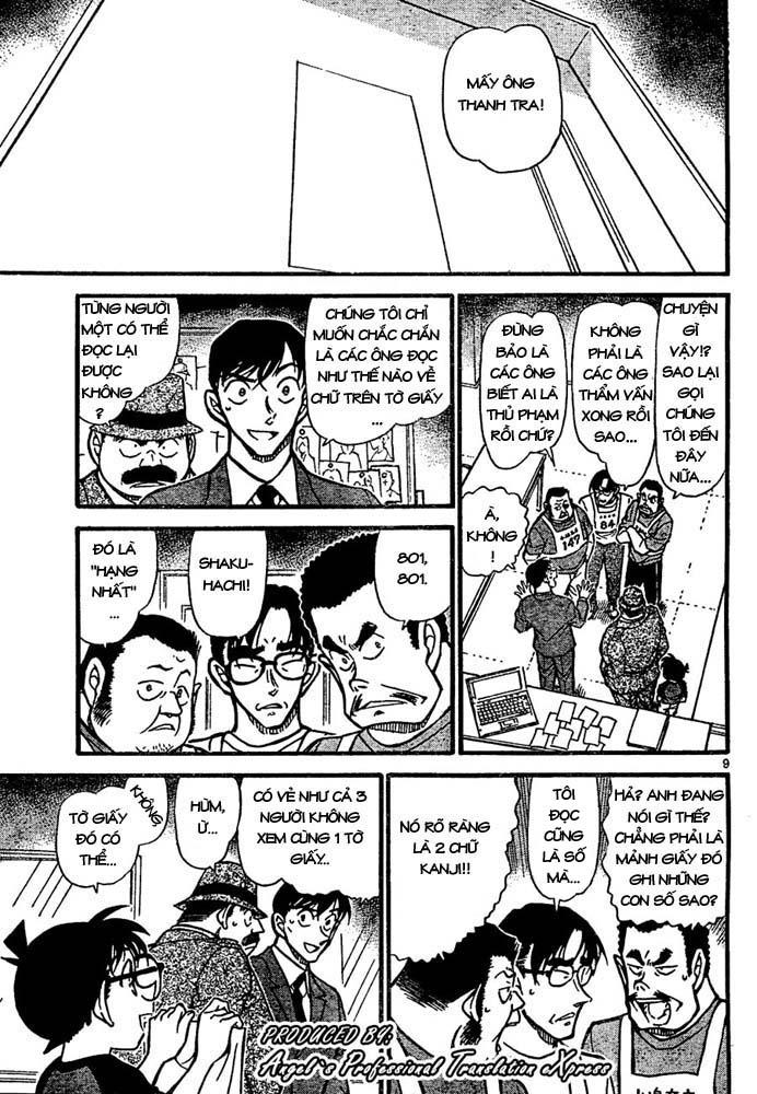 Detective Conan - Thám Tử Lừng Danh Conan chap 660 page 10 - IZTruyenTranh.com