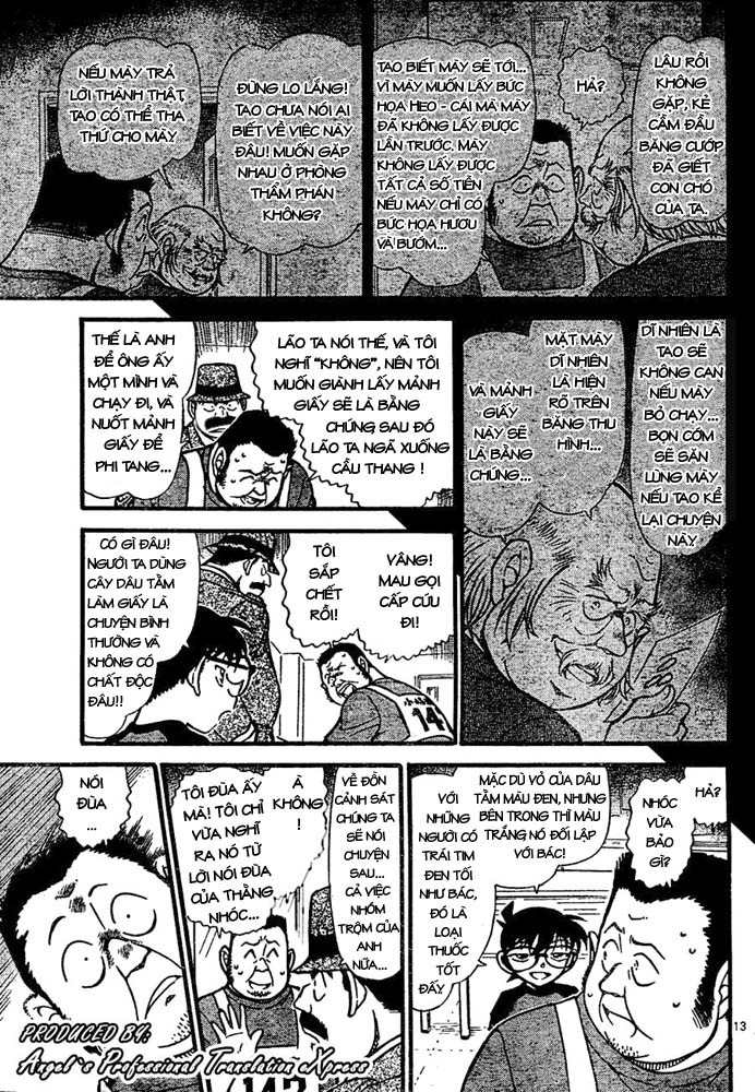 Detective Conan - Thám Tử Lừng Danh Conan chap 660 page 14 - IZTruyenTranh.com