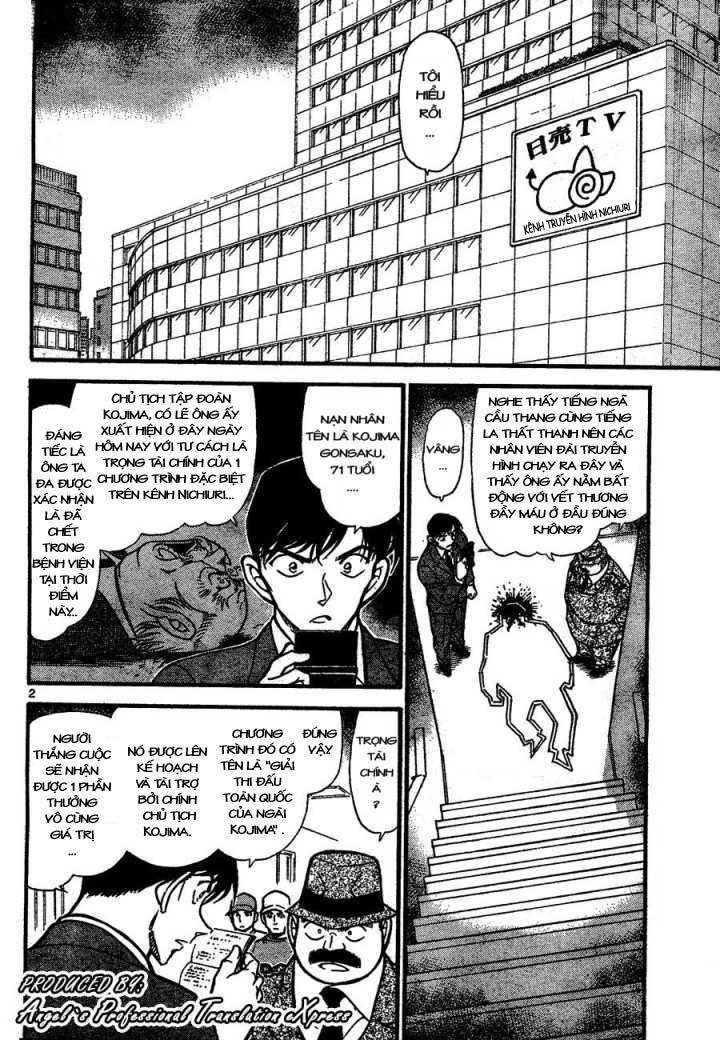 Detective Conan - Thám Tử Lừng Danh Conan chap 659 page 3 - IZTruyenTranh.com